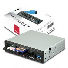 AXAGON CRI-S3, USB 3.0 interní 3.5'' čtečka 5-slot ALL-IN-ONE
