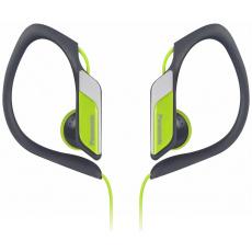 Panasonic HS34E-Y žlutá sluchátka sportovní