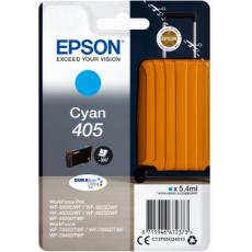 Epson Singlepack Cyan 405 DURABrite Ultra Ink