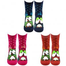 ponožky Pruhana 12