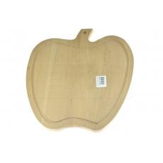 Dřevěné prkénko - Jablko (33x28cm)