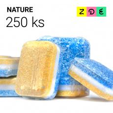 Tablety do myčky All in 1 Nature s rozpustnou fólií 250ks