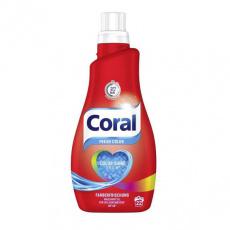 Coral prací gel Fresh Color 22PD 1,1l