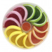 Želé Makarena, ovocné cukrované plátky 200g