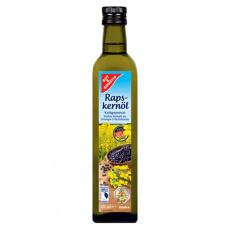 GG Panenský řepkový olej první jakostní třídy 500ml
