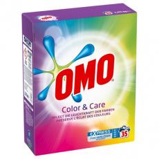 OMO prací prášek Color & Care na barevné prádlo 35PD 2,275kg