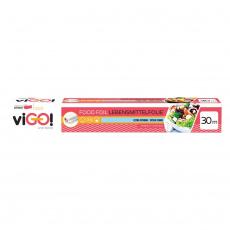 viGO! Potravinová fólie šířka 29cm role 30m