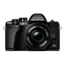 Olympus E-M10 III S 1442IIR Kit blk/blk