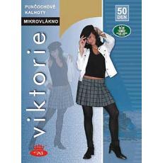 punčochové kalhoty Viktorie 50 DEN