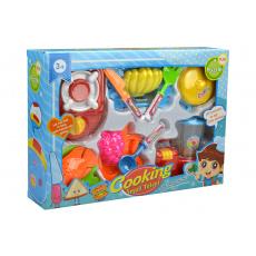Dětský set do kuchyňky s mixérem GAZELO