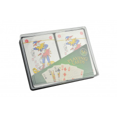 Hrací karty žolíky - 56 karet