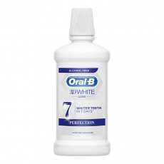 Oral B ústní voda 3D White Luxe Perfections 500ml