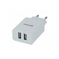 Síťový adaptér Smart IC 2x USB 2,1A power