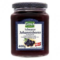 Černý rybíz džem, dánská specialita 400g