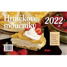 Stolní kalendář Hrníčkové moučníky 2022