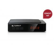 AB CryptoBox 2T HD terestriálny/káblový prijímač