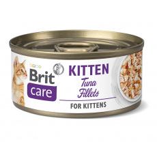 Brit Care Cat Kitten, Tuna Fillets 70g