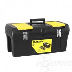 "STANLEY 16"" box na nářadí s kovovýma př"