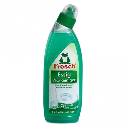 Frosch WC Octový čistič 750 ml