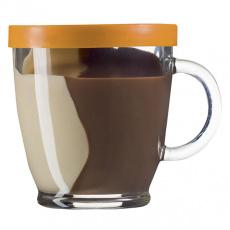 Piacelli DUO krémová pomazánka s mlékem 300g