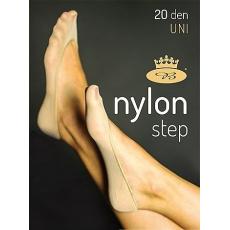 ťapky NYLON step 20 DEN / 5 párů