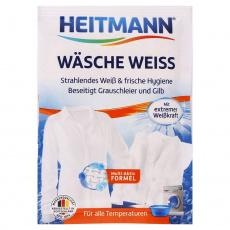 Heitmann prášek na bělení prádla při všech teplotách 50g