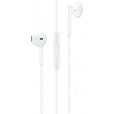 Huawei AM116 Metal Earphones White