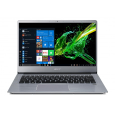 Acer Swift 3 - 14''/R5-3500U/4G+8G/512SSD/R540X/W10 stříbrný