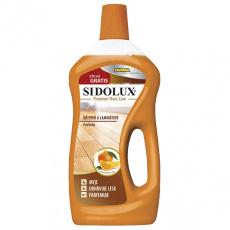 Sidolux Premium na dřevěné a laminátové podlahy - pomerančový olej 750ml+250ml zdarma