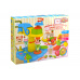 Dětský 3D modelovací set na zmrzlinu včetně plastelíny GAZELO 30ks