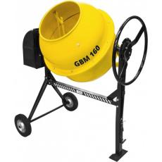 GÜDE Stavební míchačka GBM 160