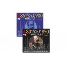 CD - Toulky českou minulostí komplet 801-900