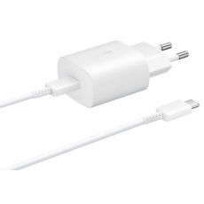 Samsung EP-TA800XW Ultra-Fast Charger 25W, White