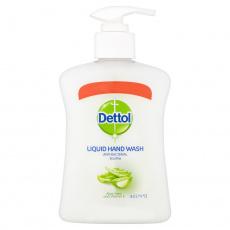 Dettol Antibakteriální mýdlo na ruce s Aloe Vera 250ml