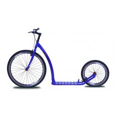 "Olpran Kick Scooter A7 (28/20"") modrá"