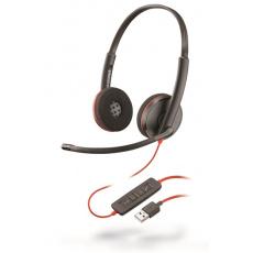 Plantronics Blackwire C3220, Duo, USB-A