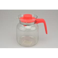 Konvice na čaj BANQUET 1.45L - Červená