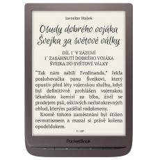 Pocketbook 740 Inkpad 3, Tmavě hnědá