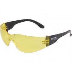 EXTOL 97323 brýle ochranné, žluté