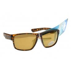 Sluneční brýle 276544 žíhané - Kouřově žlutá sklíčka