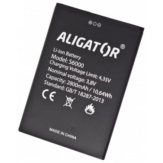 ALIGATOR S6000 baterie 2.800mAh Li-Ion