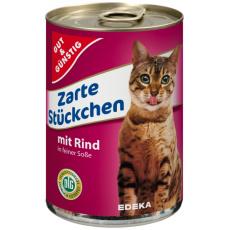 GG Hovězí konzerva pro kočky 415g