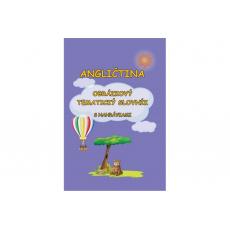 Angličtina obrázkový tematický slovník