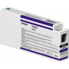 Epson Violet T824D00 UltraChrome HDX 350ml