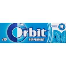 Wrigley's Orbit Peppermint dražé 30x14g