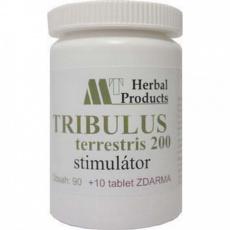 Herbal produkt Tribulus 90+10tbl