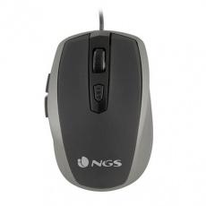 Optická Myš NGS Tick Silver USB