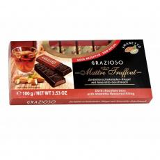 Grazioso čokoládové tyčinky plněné náplní Amaretto, 8ks