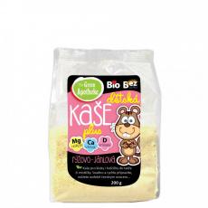 Kaše Dětská rýžovo-jáhlová BIO 200g