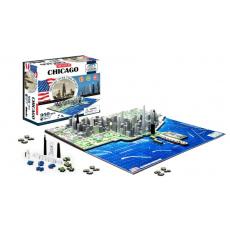 4D CITY PuzzleChicago